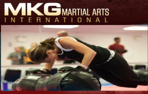 The MAX10 Fitness Boot Camp in Seattle at MKG Martial Arts