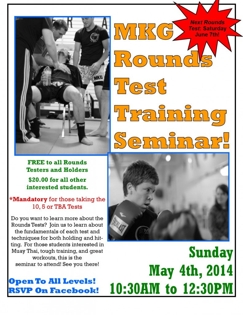 rounds test training seminar MAY2014 (2)
